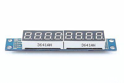 Max7219 8-digit Led Display Module 7 Segment Digital Tube For Arduino Raspberry