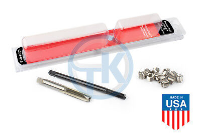 Perma Coil 1208-016 Helicoil Insert Thread Repair Kit 6-32 Unc