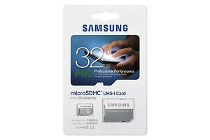 Samsung 32GB PRO Class 10 Micro SDHC Card 90R/80W GO PRO Newmarket Brisbane North West Preview