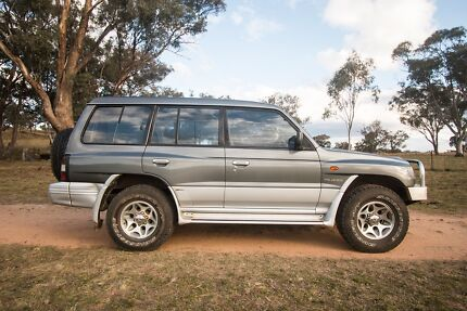 1997 Mitsubishi Pajero Wagon Stanthorpe Southern Downs Preview