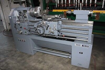 1623 Swing X 40 Center Victor Engine Lathe Metal Turning Machine