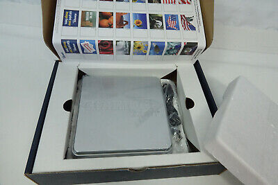 New Stamps.com Model 510 5 Lb Digital Usb Postal Scale Weight Mailing Solutions