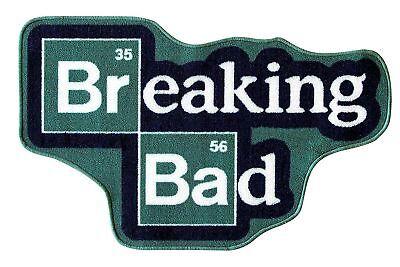 Alfombra Felpudo Breaking Bad 85x55 cm - Producto Oficial - Carpet