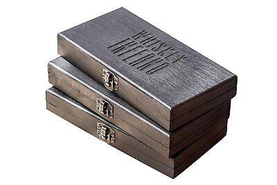 Wooden Check Boxcafe Bar Restaurant Bill Holder Personalized Check Presenter