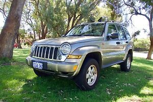 2004 Jeep Cherokee Wagon Wembley Downs Stirling Area Preview