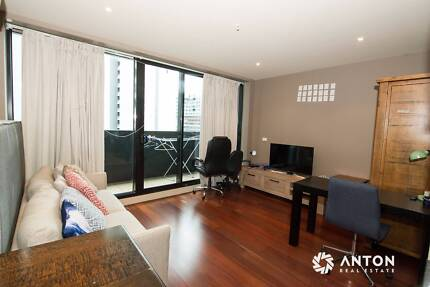 Furnished One Bedroom Apartment in City