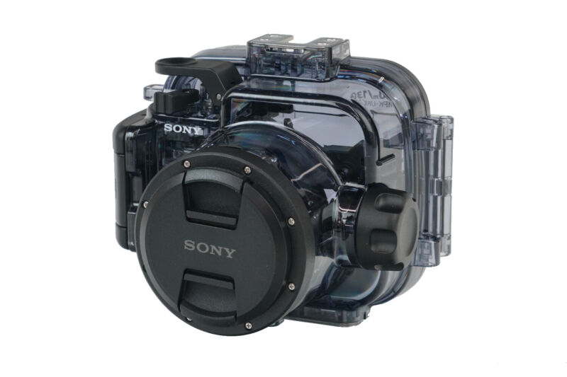 Sony MPK-URX100A Underwater Housing for RX100 Series Cameras