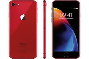 Swap RED iPhone 8