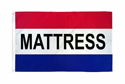 MATTRESS Flag 3x5 Polyester for sale  Shipping to India