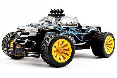 Ferngesteuertes Auto Rc Monstertruck RC Auto Truck 1:16  RTR Kompletset