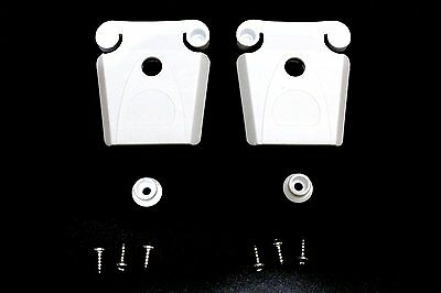 2 Pack AFTERMARKET Igloo Cooler Latch Hinge Igloo Latch Post  Screws Part #24013
