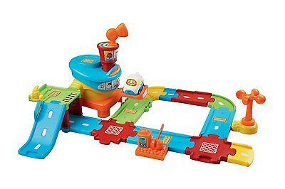 VTech Baby Tut Tut Flitzer Flughafen Babyspielzeug Transport Spielmodelle