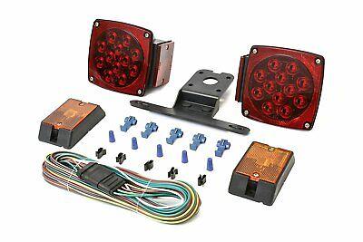 Trailer LED Light Kit Set - 12V Tail & Turn Signal Lights for Car Truck Autos RV Led Turn Signal Set