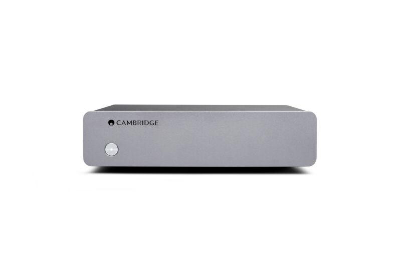 Cambridge Audio Solo Moving Magnet (MM) Phono Preamp (Silver)