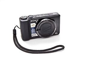 Advanced Compact Digital Camera Sony Cybershot HX9V Sydney City Inner Sydney Preview