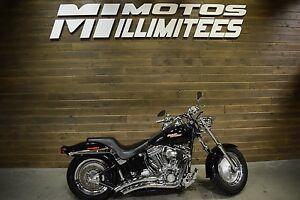 2012 Harley-Davidson FXST SOFTAIL STANDARD