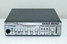 Bass guitar head  300W Genz-Benz Shuttle 3.0 amp amplifier Greenacre Bankstown Area Preview