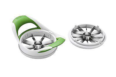 Zyliss Apple & Vegetable Cutter, White & Green, E46460