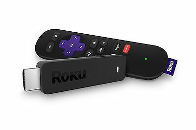 Roku Streaming Stick | Portable HD Streaming Player (Certified Refurbished)
