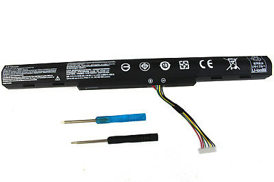 Laptop Battery for Acer Aspire E15 E5-523 E5-553 E5-576 F5-573 E5-475 AS16A5K