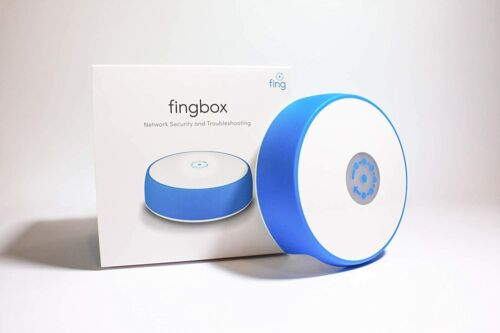 Fingbox Home Network Monitoring, Security & Control 2nd Gen