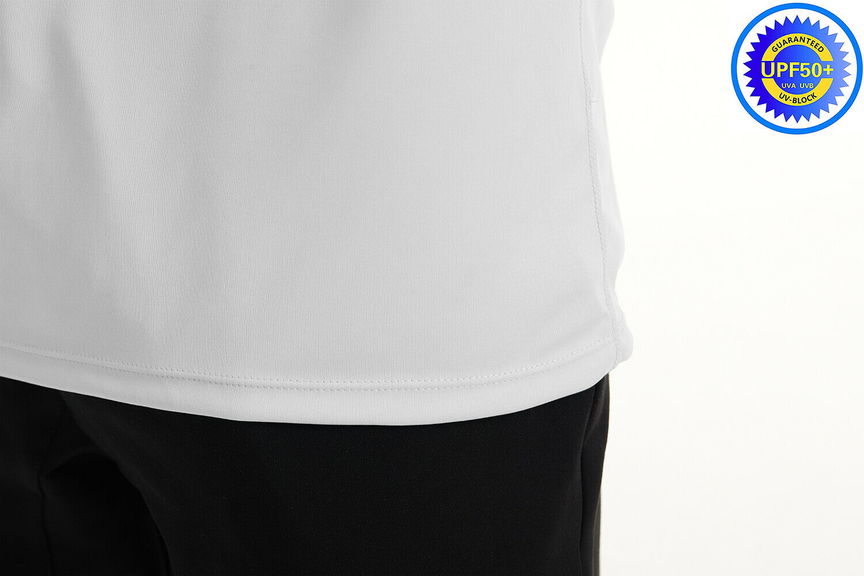 Men's UPF 50+ UV Protection Long Sleeve T-Shirt Sun Block Casual Fishing Shirts 6