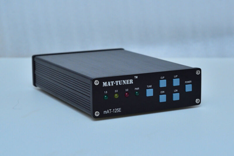 mAT-125E HF Automatic Antenna Tuner Magnetic Latching Relay YAESU ICOM KENWOOD