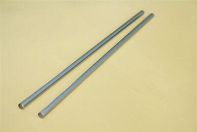 2pcs Cnc Linear Rail Shaft Od 8mm X 600mm Rod Cylinder Optical Axis