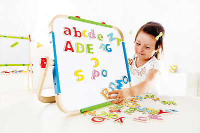 HAPE ABC Magnetic Letters Wooden Learning Children 3 Yrs+ 52PCS
