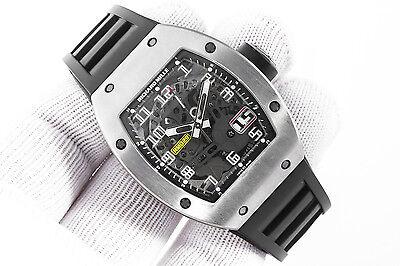 Richard Mille RM29 Titanium RM029 Big Date Automatic