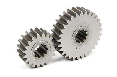 Winters 8500 Series 10-Spline Quick Change Gears Set # 22 IMCA Circle Track