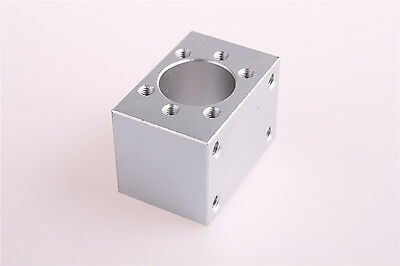 1pc Cnc Part Ballscrew Nut Housing Mount Bracket For Sfu1204 Ball Screw Dia 22mm