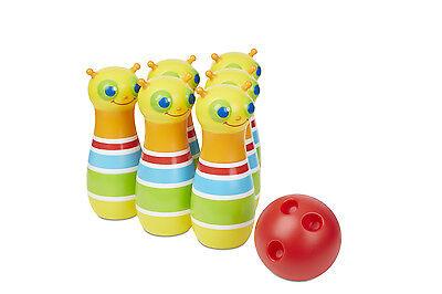 """Bowling Set """"Käfer"""" für Kinder  -- NEU --   Garten, Outdoor  NEU"""