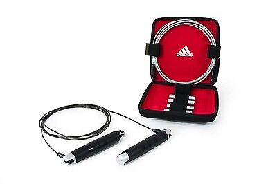Adidas  Springseil Set mit Aufbewahrungsbox und Gewichten ADRP-11012