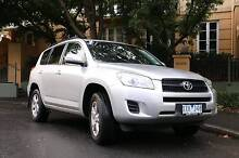 2010 Toyota RAV4 Altitude Wagon East Melbourne Melbourne City Preview