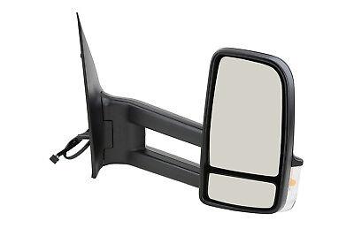 Mercedes SPRINTER (906) 05/09- Außenspiegel Spiegel rechts schwarz langer Arm