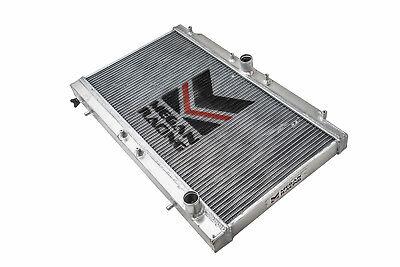 MEGAN RACING PERFORMANCE ALUMINUM RADIATOR 95-99 MITSUBISHI ECLIPSE TURBO *MT*