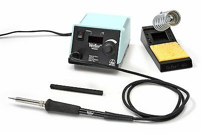 Weller Wesd51 Electronic Digital Soldering Station--50w Adjustable--120v 60hz