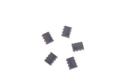 5pcs Tl082 Tl082cp Ic Op High Voltage Amp Dual Jfet Dip-8