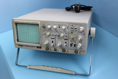 Protek Oscilloscope 100mhz 6510 Free Expedited Shipping
