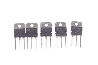 10pcs Tip36c Tip36 Pnp Power Transistor 25a 100v