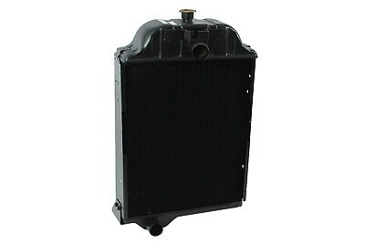 John Deere Radiator 500c 510 Oem At58449