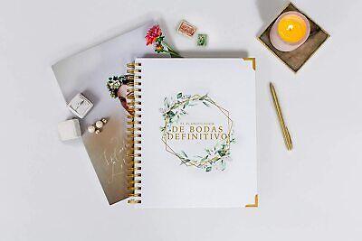 Planificador de bodas y libro organizador - Diario - Calendario - Edición...