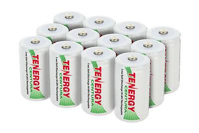 Discharge Nimh Battery - Tenergy Centura D LSD NiMH Rechargeable Battery Low Self-Discharge Battery lot