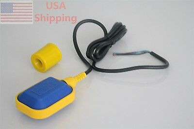 Float Switch Liquid Fluid Water Level Controller Sensor For Water 2m