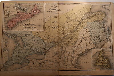 Collection of Vintage Souvenirs from Eastern Canada--Nova Scotia Quebec