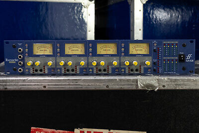 Focusrite ISA 428 MKII Four Channel Mic Preamp & Digital Output Card
