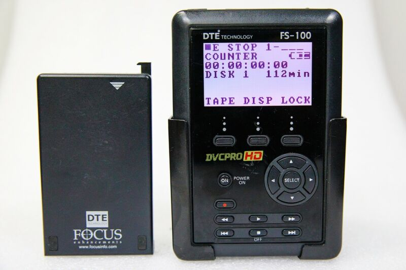 Focus FS-100 Portable 160 gig DVCPRO HD