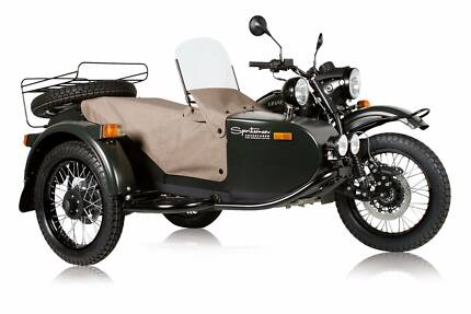 New 2017 URAL with side car - finance from $83 per week