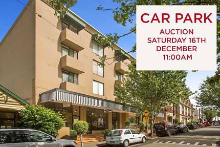 Rare & Secure Toorak Village Car Space Goes To Auction!